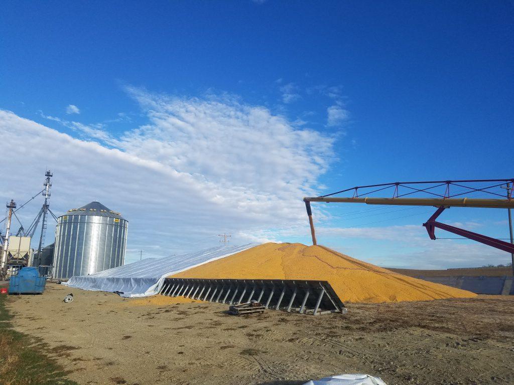 Grain Pile Tarps – Soles Enterprises
